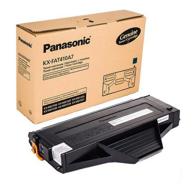 UNITСЕРВИС Картридж лазерный Panasonic KX-FAT400A7